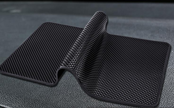 汽车车载手机防滑垫大号仪表台置物垫防滑垫多用途硅胶防滑垫